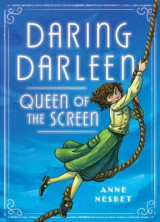 Omslag - Daring Darleen, Queen of the Screen