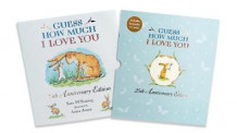 Guess How Much I Love You 25th Anniversary Slipcase Edition av Sam McBratney og Anita Jeram (Innbundet)