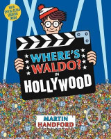 Omslag - Where's Waldo? in Hollywood