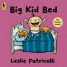 Big Kid Bed av Leslie Patricelli (Heftet)