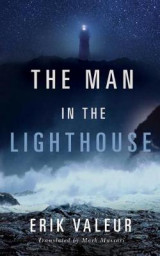 Omslag - The Man in the Lighthouse