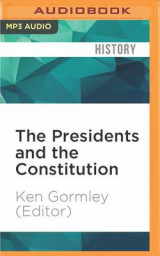 Omslag - The Presidents and the Constitution