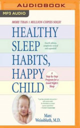 Omslag - Healthy Sleep Habits, Happy Child, 4th Edition
