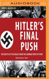 Omslag - Hitler's Final Push