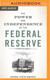 Omslag - The Power and Independence of the Federal Reserve
