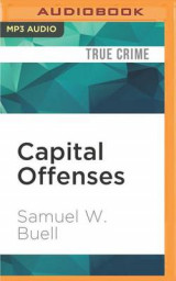 Omslag - Capital Offenses