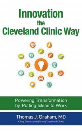 Omslag - Innovation the Cleveland Clinic Way