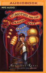 Omslag - Timothy and the Dragon's Gate