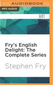 Fry's English Delight: The Complete Series av Stephen Fry (Lydbok-CD)