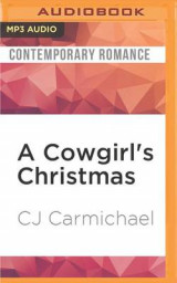 Omslag - A Cowgirl's Christmas