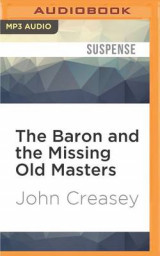 Omslag - The Baron and the Missing Old Masters