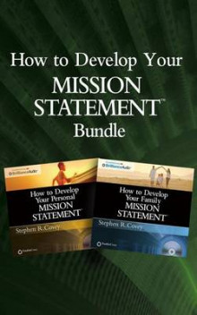 How to Develop Your Mission Statements Bundle av Stephen R. Covey (Lydbok-CD)