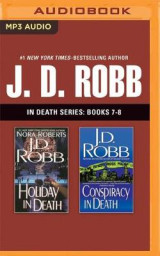 Omslag - J. D. Robb - In Death Series: Books 7-8