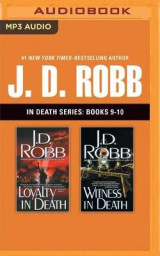Omslag - J. D. Robb - In Death Series: Books 9-10