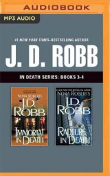 Omslag - J. D. Robb - In Death Series: Books 3-4