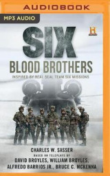 Omslag - Six: Blood Brothers