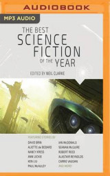 Omslag - The Best Science Fiction of the Year: Volume One