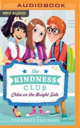 Omslag - The Kindness Club: Chloe on the Bright Side