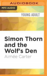 Omslag - Simon Thorn and the Wolf's Den