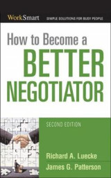 Omslag - How to Become a Better Negotiator