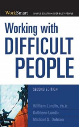 Omslag - Working with Difficult People
