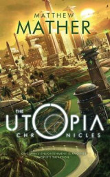 Omslag - The Utopia Chronicles