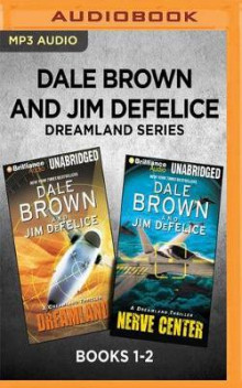 Dale Brown and Jim DeFelice Dreamland Series: Books 1-2 av Dale Brown og Jim DeFelice (Lydbok-CD)