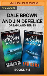 Omslag - Dale Brown and Jim DeFelice Dreamland Series: Books 7-8