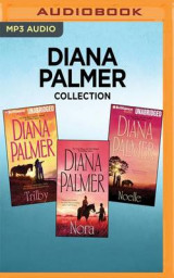 Omslag - Diana Palmer Collection - Trilby, Nora, Noelle