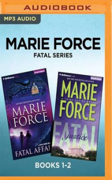 Marie Force Fatal Series: Books 1-2 av Marie Force (Lydbok-CD)