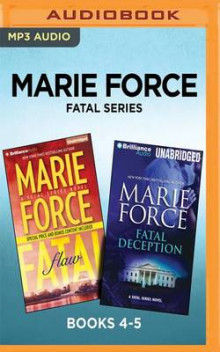 Marie Force Fatal Series: Books 4-5 av Marie Force (Lydbok-CD)