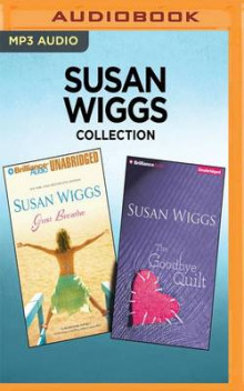 Susan Wiggs Collection - Just Breathe & the Goodbye Quilt av Susan Wiggs (Lydbok-CD)