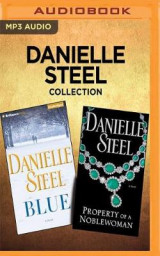 Omslag - Danielle Steel Collection - Blue & Property of a Noblewoman