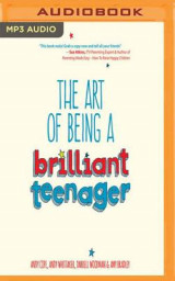 Omslag - The Art of Being a Brilliant Teenager