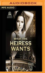 Omslag - What the Heiress Wants