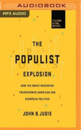Omslag - The Populist Explosion