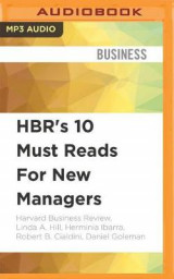 Omslag - HBR's 10 Must Reads for New Managers