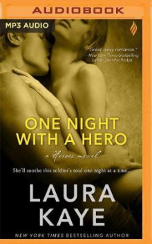 One Night with a Hero av Laura Kaye (Lydbok-CD)