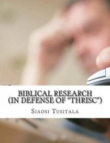 Omslag - Biblical Research