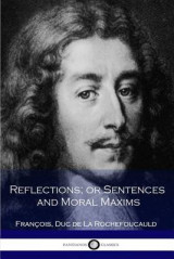 Omslag - Reflections; Or Sentences and Moral Maxims