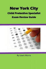 Omslag - Child Protective Specialist Exam Review Guide