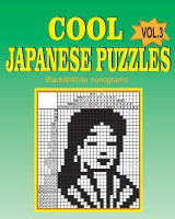 Omslag - Cool Japanese Puzzles (Volume 3)
