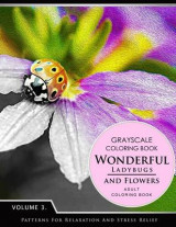 Omslag - Wonderful Ladybugs and Flowers Books 3