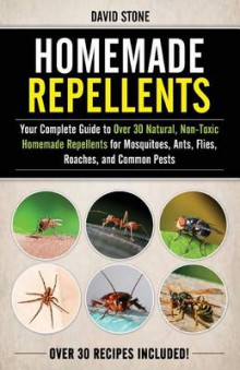 Homemade Repellents av David Stone (Heftet)