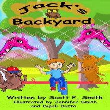 Jack's Backyard av Scott Smith (Heftet)