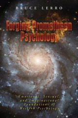 Omslag - Forging Promethean Psychology
