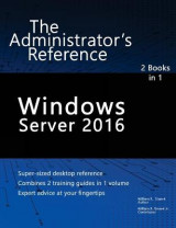 Omslag - Windows Server 2016