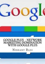 Omslag - Google Plus - Network Marketing Domination with Google Plus