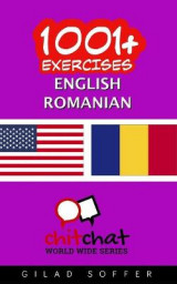 Omslag - 1001+ Exercises English - Romanian