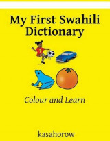 Omslag - My First Swahili Dictionary